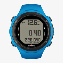 Load image into Gallery viewer, D4i NOVO Blue With USB Suunto