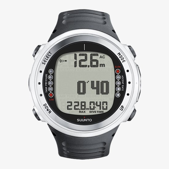 Suunto (without USB cable) D4i Black