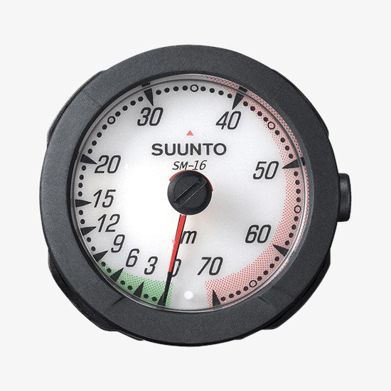 SUUNTO -  SM-16/70 INLINE depth gauge 70 m
