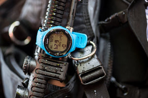 D4i NOVO Blue With USB Suunto