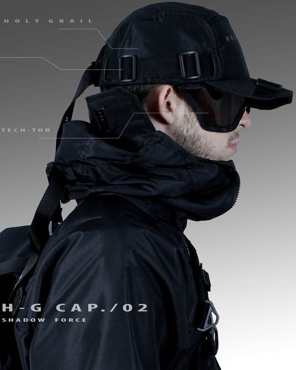 H-G CAP N.02 / BLACK ( SOLD OUT )