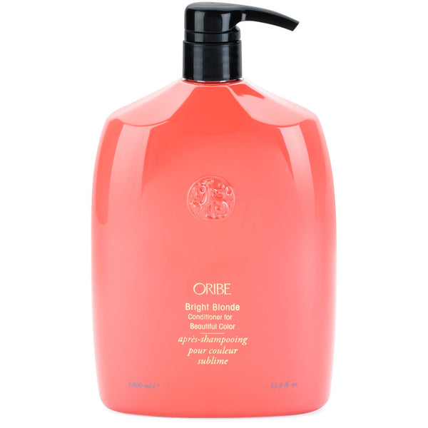 Oribe Bright Blonde Conditioner for Beautiful Color Litre Size Canada