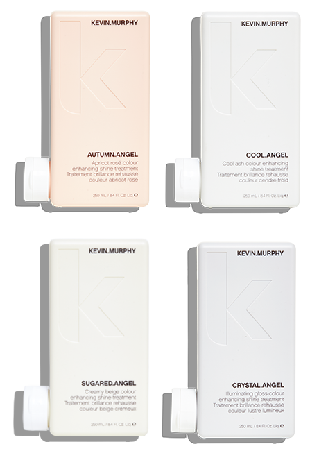 COLOURING ANGELS COOL ANGEL SUGARED ANGEL AUTUMN ANGEL CRYSTAL ANGEL COOL ANGEL KEVIN MURPHY