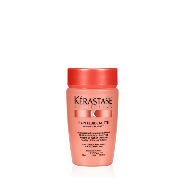 Discipline Bain Fluidealiste Anti-Frizz Shampoo- Travel Size Kerastase Hair Products Buy Online