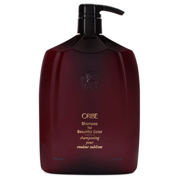 Shampoo For Beautiful Colour 1 Liter Oribe Hair Products Buy Online
