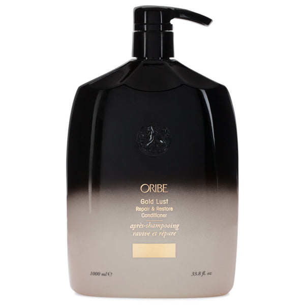 Gold Lust Repair & Restore Conditioner 1 Litre ORIBE Hair Products Buy Online
