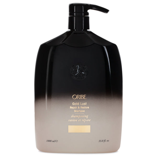 Gold Lust Shampoo 1 Liter ORIBE Hair Products Buy Online