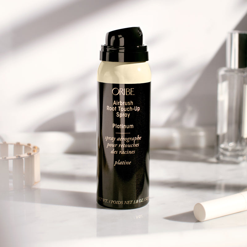 Oribe Airbrush Root Touch Up Spray Platinum New Size