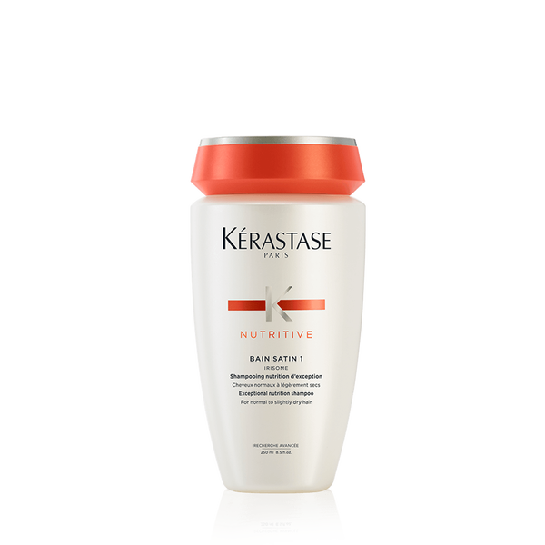 Bain Satin 1 Nutritive Shampoo for Normal to Dry Hair Kerastase