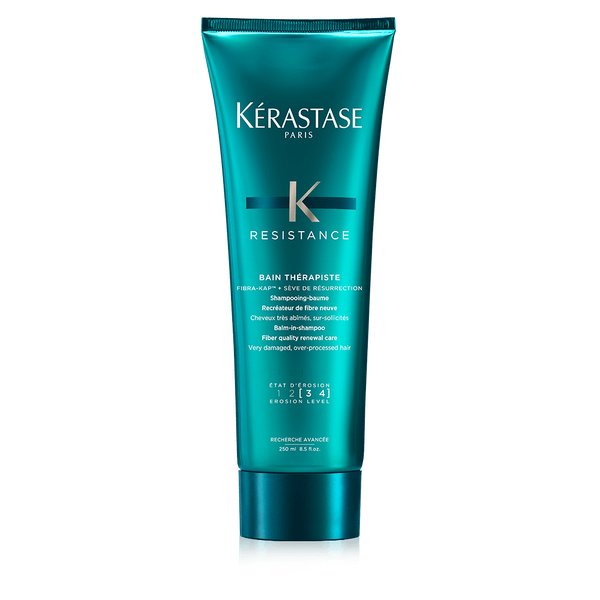 Kerastase Bain Therapiste Repairing Shampoo for Damaged Hair