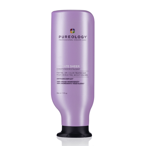 PUREOLOGY HYDRATE SHEER CONDITIONER x 266 ml