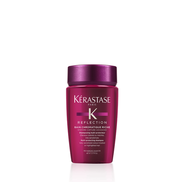 Bain Chromatique Riche Sulfate-Free Shampoo - Travel Size Kerastase Hair Products Buy Online