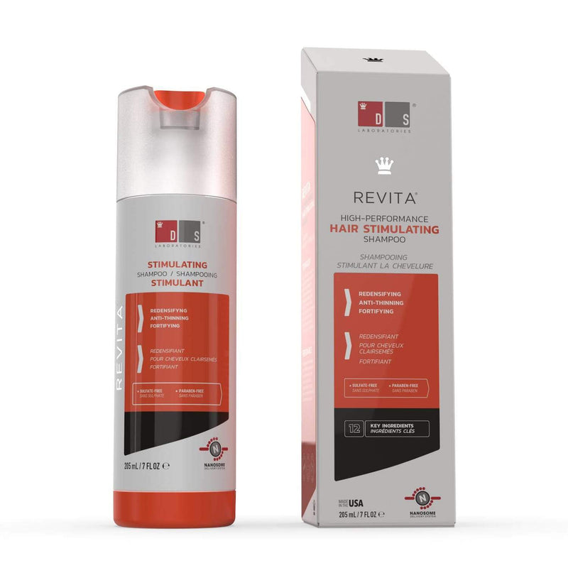 REVITA High Performance Hair Stimulating Shampoo for Thinning Hair