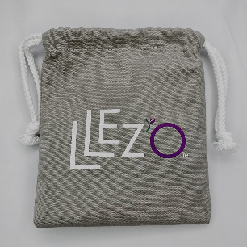 LLez'o All Natural Shampoo Travel Bag