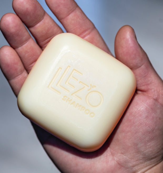 LLez'o At Home Bundle - LLez'o Premium Shampoo Bars Salon Quality Hair Care