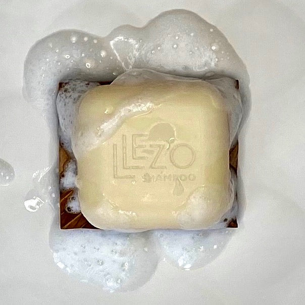 LLez'o At Home Bundle - LLez'o All-Natural Shampoo Soap Bars