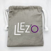 Cotton Travel Bag - Travel Bag LLez'o Zero Waste Hair Products