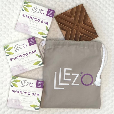 LLez'o Eco-Friendly Value Bundle - LLez'o Clean Beauty Hair Products