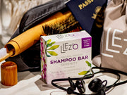 LLez'o On the Go Travel Bundle - LLez'o Plastic-Free Shampoo Bars