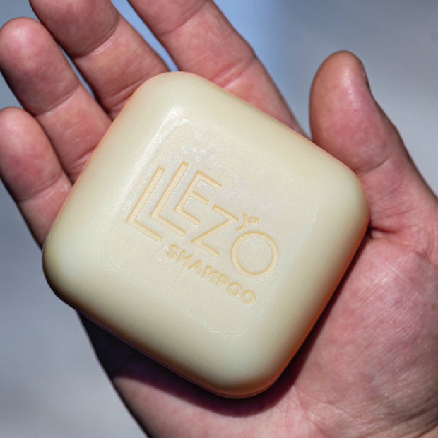 All-Natural Shampoo Bar – Unscented - Shampoo Bar LLez'o Plastic-Free Shampoo Bars