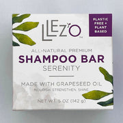 All-Natural Shampoo Bar – Serenity - Shampoo Bar LLez'o Clean Beauty Hair Products