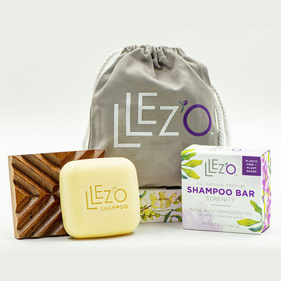 LLez'o On the Go Travel Bundle - LLez'o Clean Beauty Hair Products