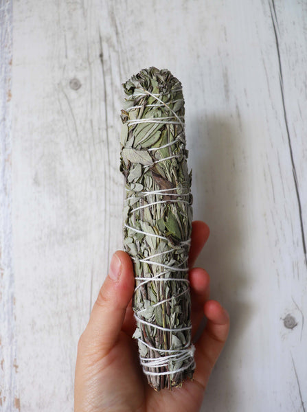 Sage Smudge Stick - Vintage Rose Handmade Jewellery