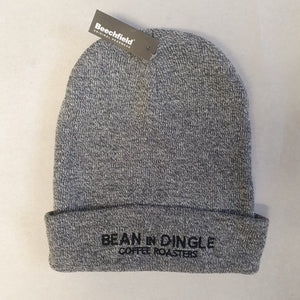 Beanie in grey - BEAN IN DINGLE