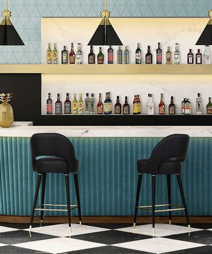 Restaurant Bar Stools