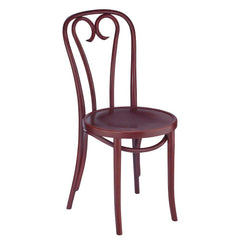 Curlicue Bentwood Restaurant Side Chair