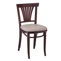 Fan Collection Bentwood Restaurant Side Chair
