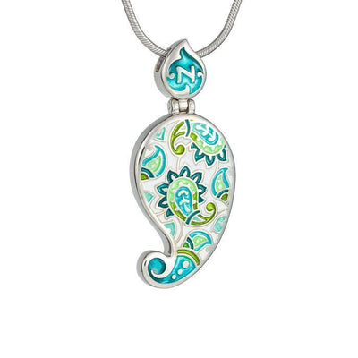 "Silver pendant ""Persian carpet"" - Namfleg Jewelry"