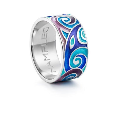 "Silver ring ""Odin"" - Namfleg Jewelry"