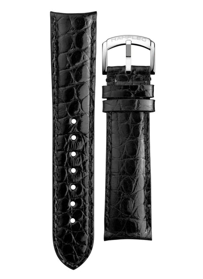 Ebony Black Alligator - Namfleg Jewelry