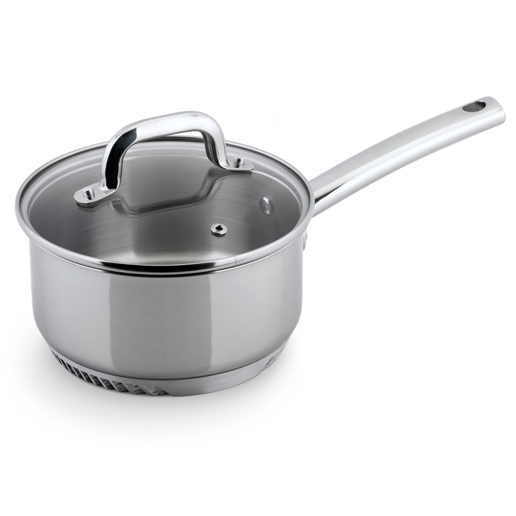 FRESHAIR™ 2.2 QT. STAINLESS STEEL SAUCE PAN