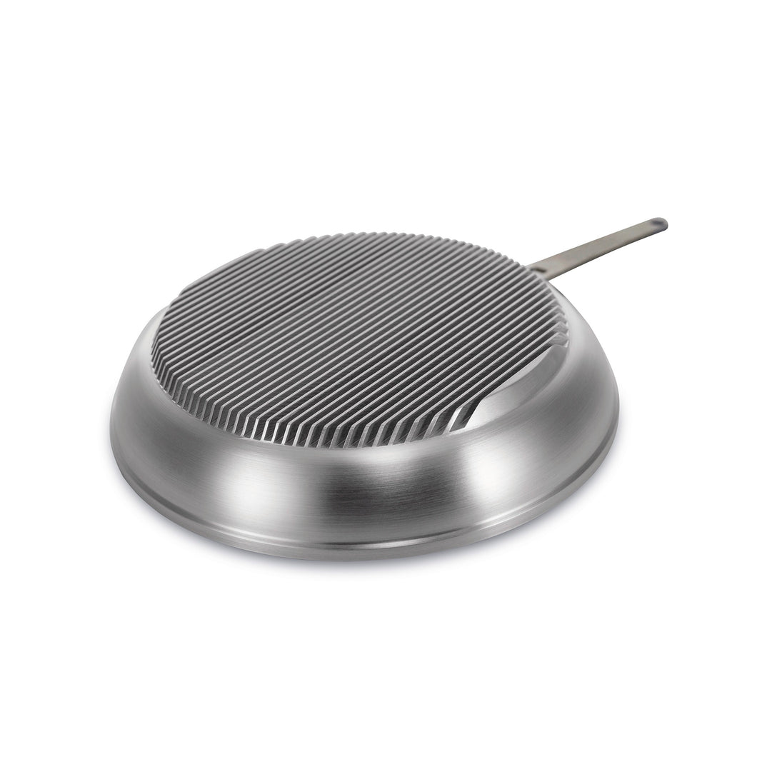 TURBO PROFESSIONAL ALUMINUM FRY PANS