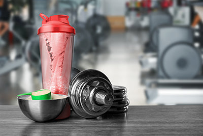 electric protein mixer bottle