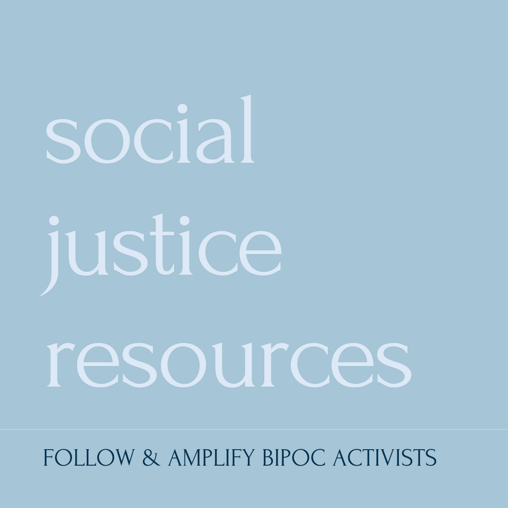 Resources for learning about systemic racism, and things you can do