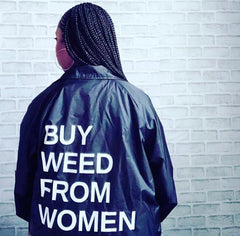 Buy Weed From Women