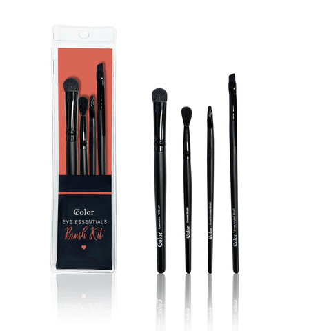 Eye Essentials Brush Set