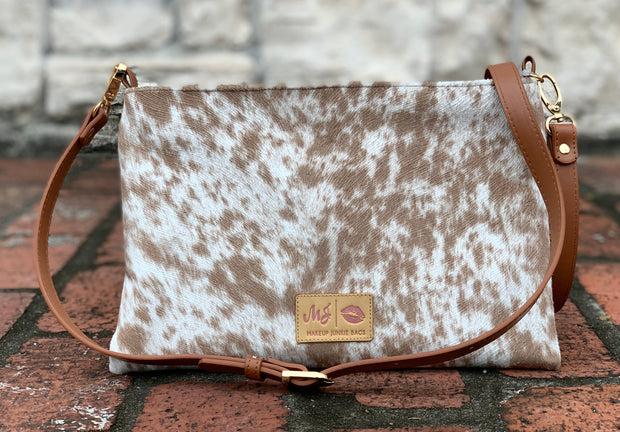 Lola Tan Crossbody