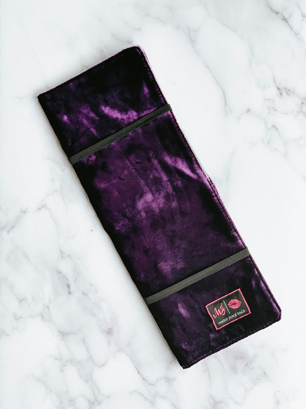 Purple Rain Hot Tools Bag