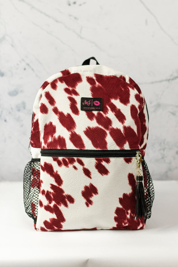 Maroon Out Backpack
