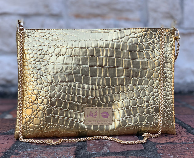 Gold Gate-r Crossbody