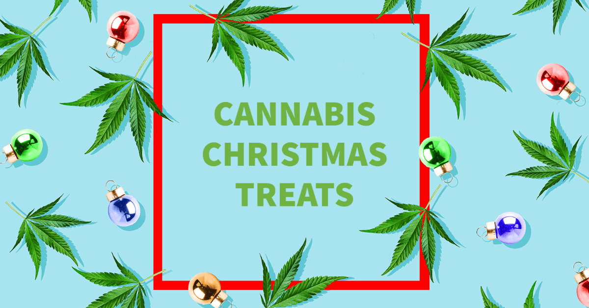 Our 5 Favorite THC Christmas Recipes