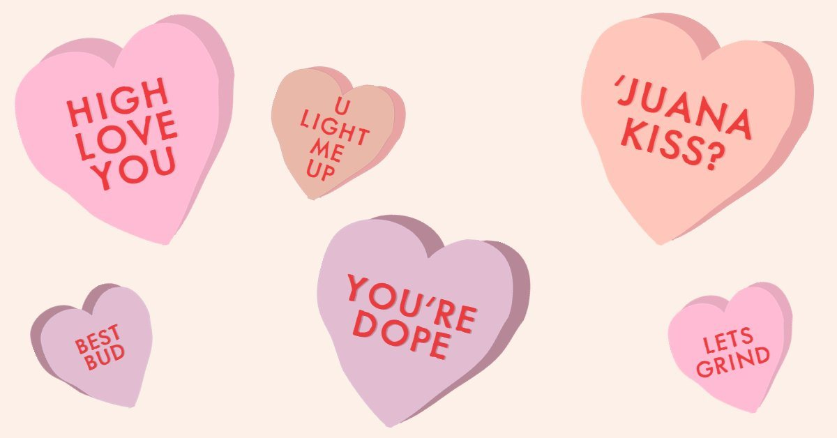 Valentines for Stoners