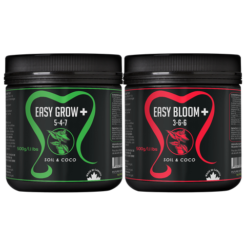 Future Harvest Easy Plus Series Grow and Bloom