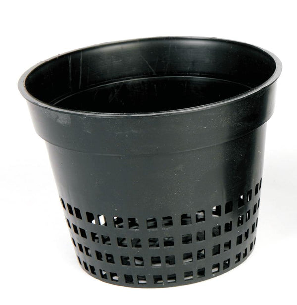 "6"" Wide Mesh Basket (Case Qty: 300 pcs), Plastics - Future Harvest"