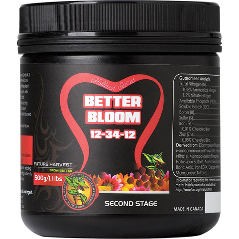 Better Bloom