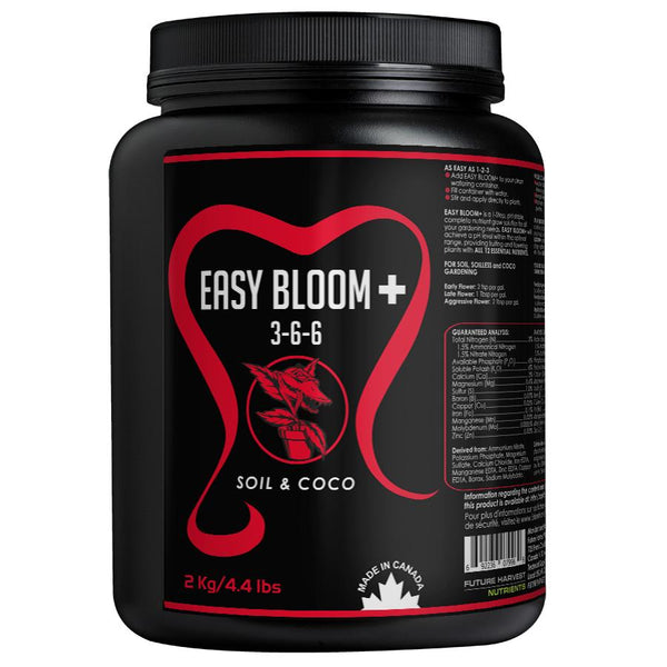 Easy Bloom Plus (SOIL & COCO) - Future Harvest